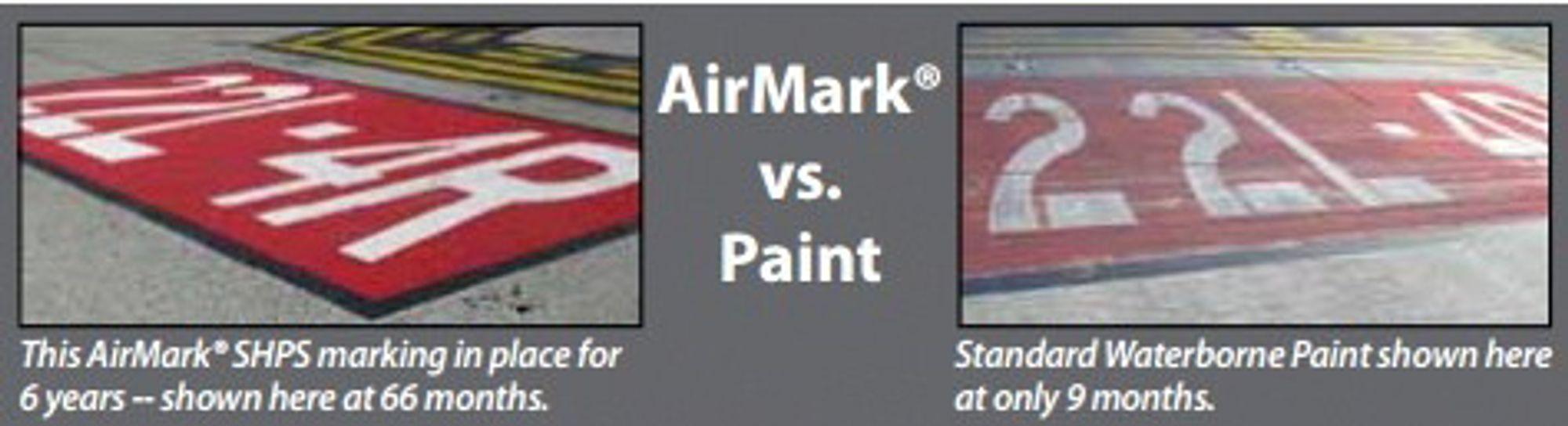 Bildene er fra FAA-testingen på Newark.