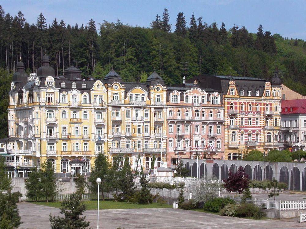 Mariánské lázně ligger langt vest i Tsjekkia. Nå ligger de an til å få stor innflytelse fra Piratpartiet i kommende år.