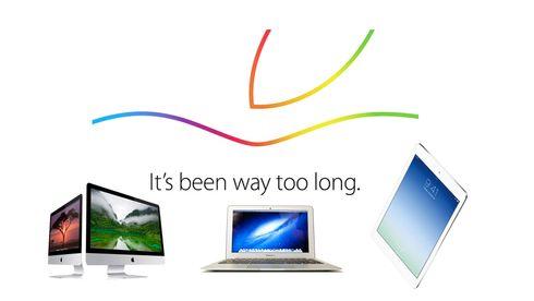 Hva lanserer Apple neste uke?