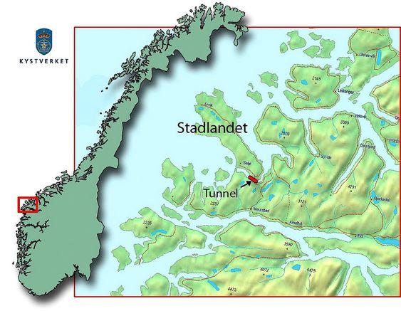 Skipstunnelen mellom Moldefjorden og Kjødepollen vil sørge for trygg seilas for fiskere, lastefartøy, hurtigbåter og andre passasjerfartøy. Mye tøft vær og spesielle bølgeforhold ved Stad fører til store forsinkelser og mange nesten-ulykker hvert år.
