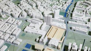 Nå printer Plan- og bygningsetaten sine egne 3D-kart