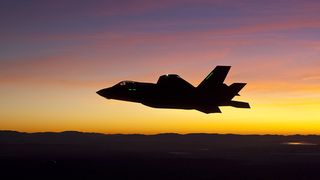 Har nesten ikke fått en F-35-kontrakt på tre år