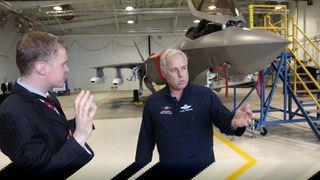 – F-35 er det beste flyet som er laget