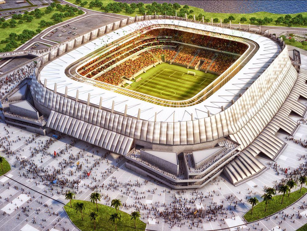 Forsinkelser: Maracanã skulle ha stått ferdig i desember 2012. Deretter ble fristen forskjøvet til 28. februar og så til 15. april. Formelt overleveres stadionet til Fifa 24. mai.  Foto: Scanpix