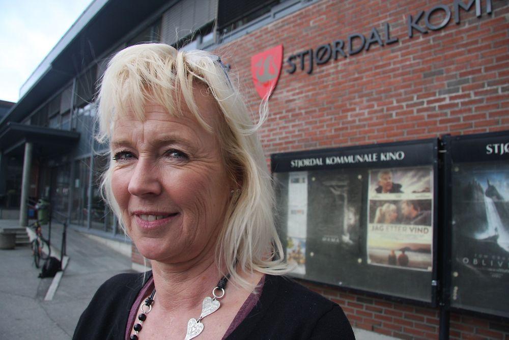 - Noen må starte, og det har vi nå gjort, sier Elin Wikmark Darell, IT-ansvarlig i Værnes-regionen.