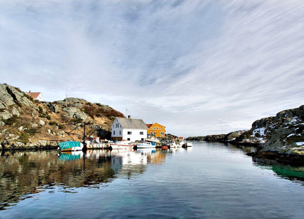 Røvær utenfor Haugesund. Foto: Arnfinn Lie