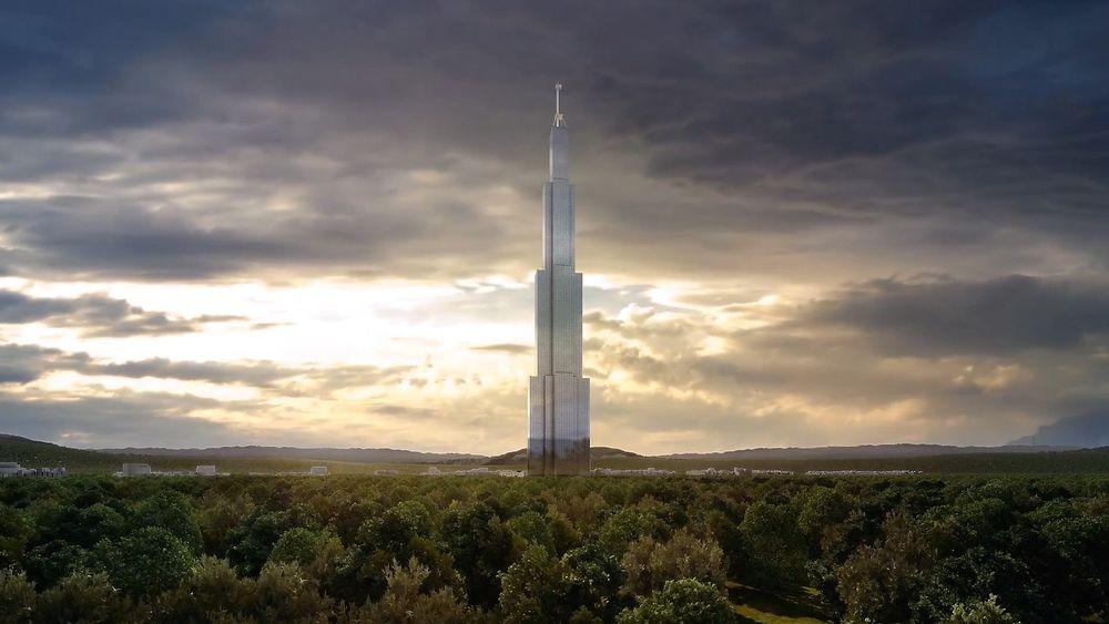 Kineserne skal bygge verdens høyeste bygg, men byggestarten er ifølge kinesiske medier utsatt på grunn av manglende tillatelser fra myndighetene.