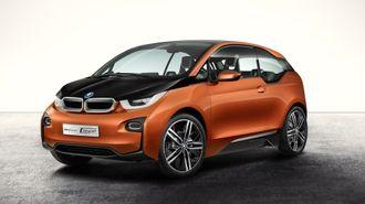 BMW oppdaterte batteripakken i i3 i år.