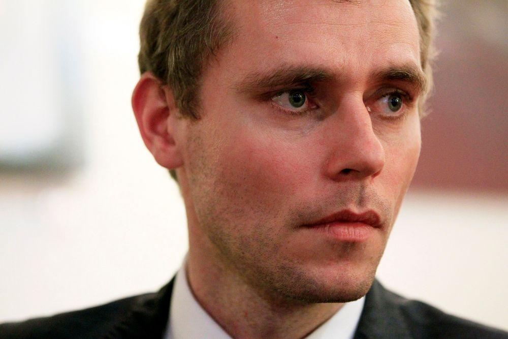 Får kritikk: KrF kritiserer statsråd Ola Borten Moe for å ha unnlatt å fortelle Stortinget om at Statoil ikke skal elektrifisere Johan Castberg-feltet.