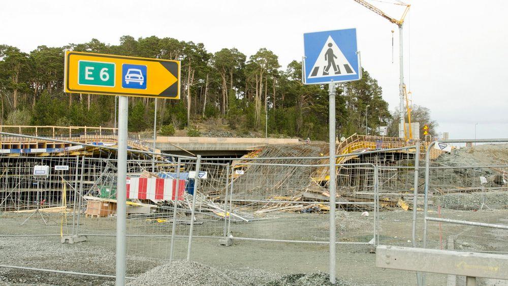 Mangelfull avstiving førte til kollapsen på broen på Rotvoll, ifølge entreprenør Reinertsen.