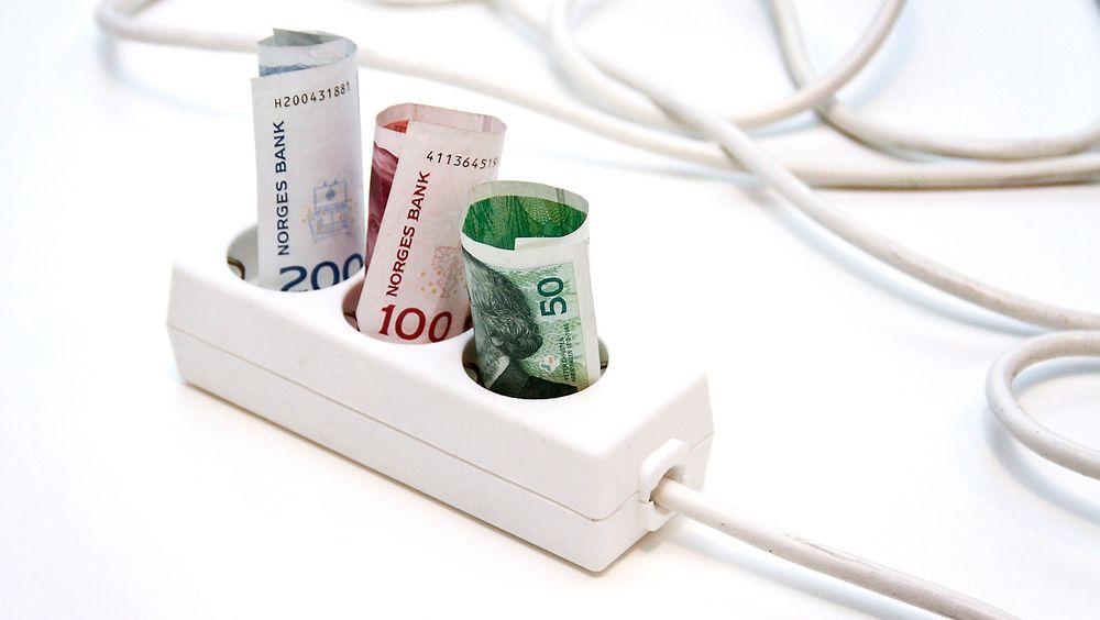 DYRE SPAREPÆRER: Energivennlige spareprodukter gir god samvittighet, og vi bruker mer strøm enn tidligere, viser tysk undersøkelse.