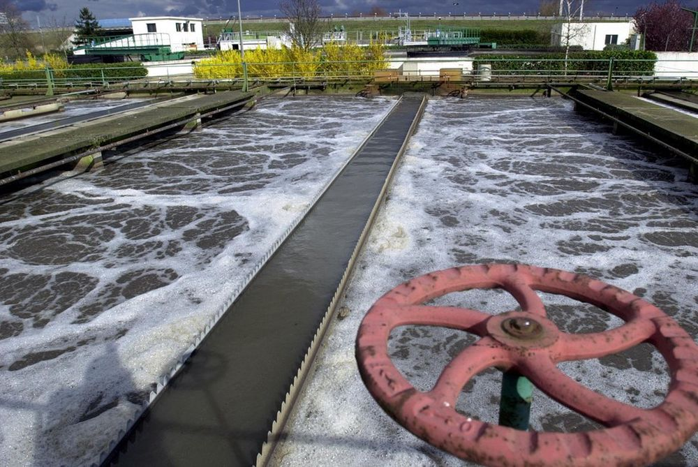 Kan saboteres: Mange vannverk, everk og annen viktig samfunnsinfrastruktur styres av utgamle datamaskiner med utdatert sikkerhet.