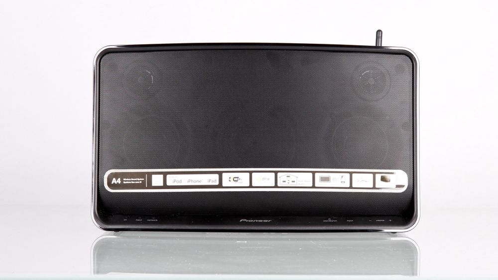 Pioneer WV-SMA4.