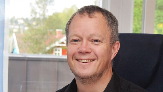 Hans Weinberger, direktør ved Norsk Teknisk Museum.