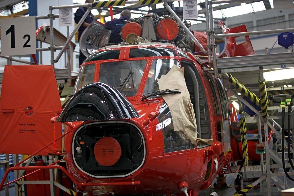 EC225-produksjonen i Marignane har gått for fullt de siste månedene parallelt med at Eurocopter-ingeniørene har jobbet på spreng for å komme til bunns i akslingproblemene. Helikopterprodusenten mener nå å ha den fullstendige oversikten over hva som har gått galt, hvordan og hvorfor.