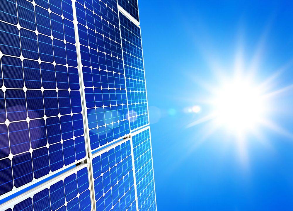 Rekord: Det har aldri vært produsert mer solkraft i Tyskland enn 24. april i år, da solcellene på det meste ga 23,1 GW.