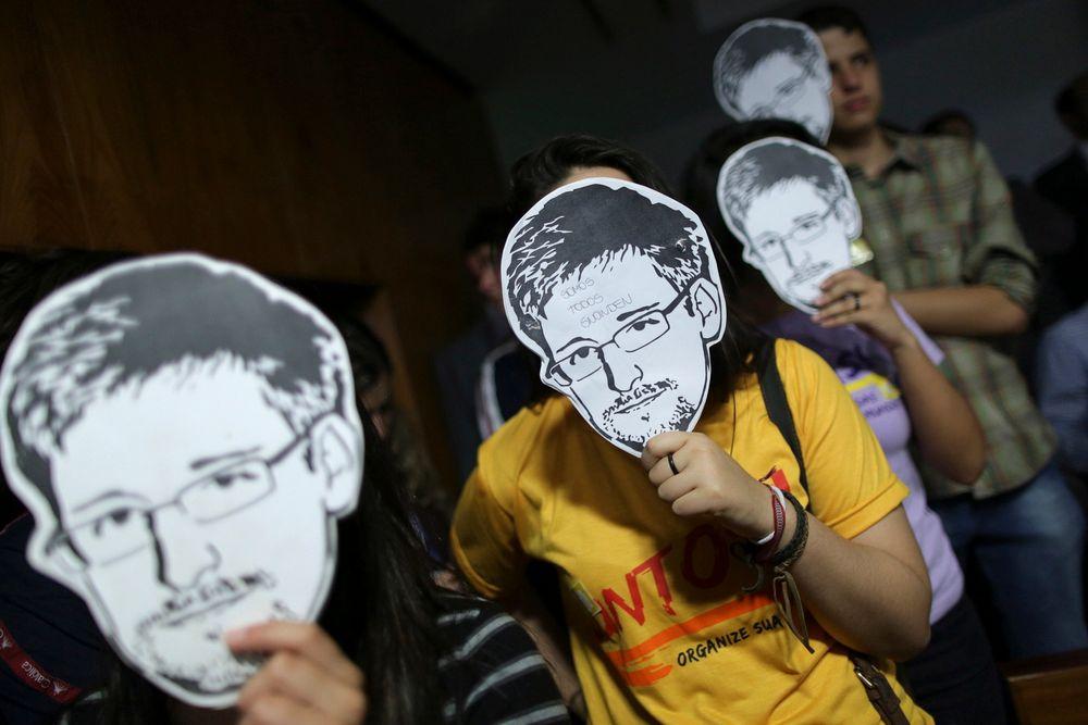 Tidligere NSA-kontraktør Edward Snowden har lekket dokumenter som viser etterretningsorganisasjonens budsjett.