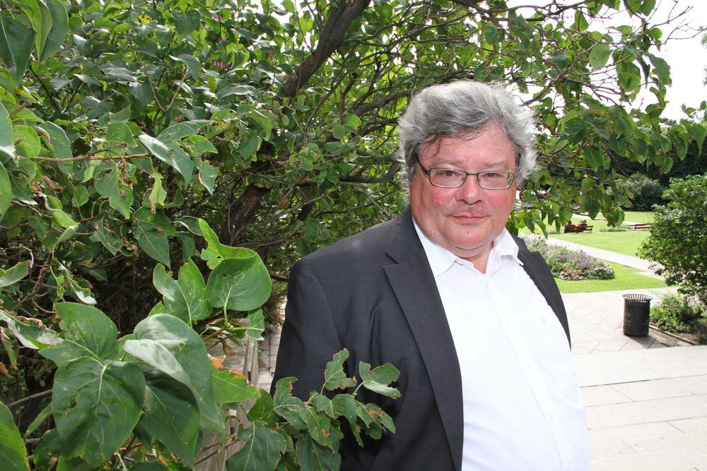EU-parlamentariker Reinhard Bütikofer er begeistret over De Grønnes fremgang i Norge.