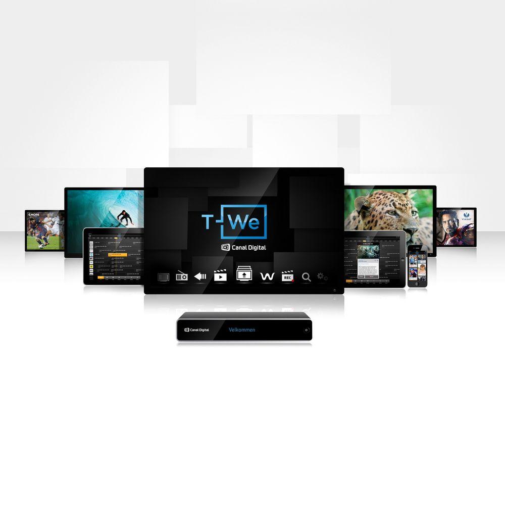 Raskere og bedre: Canal Digital kutter de trege hastigheten og oppgraderer TV-tilbudet.