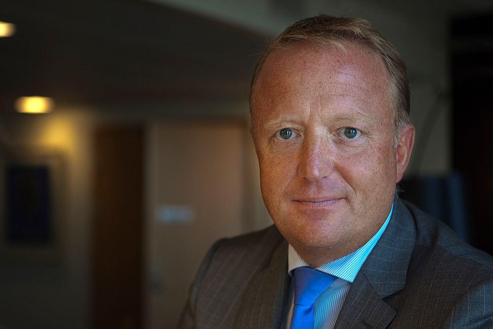 Nyansatte Harald Nikolaisen jakter ny direktør.