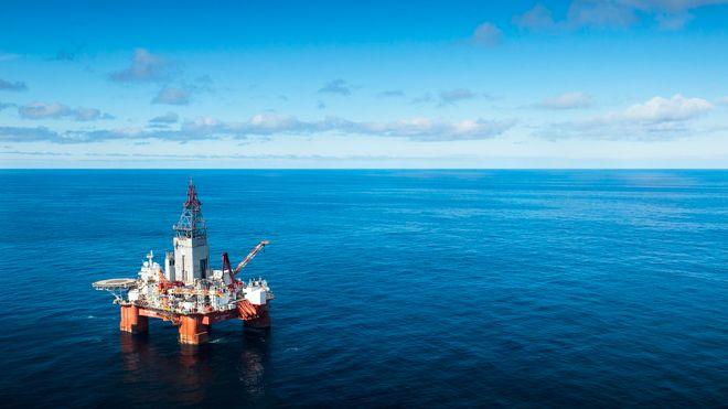 Riggarbeider falt fra Seadrill-rigg på jobb for Statoil