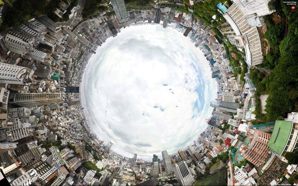 Med en vidde på 600.000 piksler sprenger panoramaet til Jeffrey Martin grundig rammene for hva som er mulig å behandle i for eksempel Photoshop.