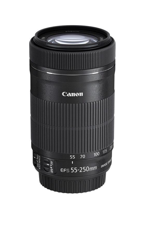 Bare må ha det: Noen entusiaster bare må ha det siste innen optikk. Mange av disse vil nok bestille Canons nye EF-S 55-250mm f/4-5.6 IS STM til 2990 kroner