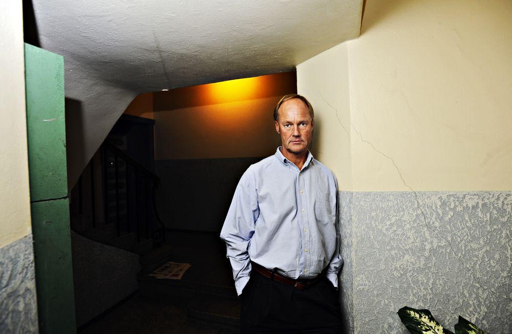 Kortenkt: Professor Petter Gottschalk ved BI synes Statoils utflaggingsplan virker kortenkt.