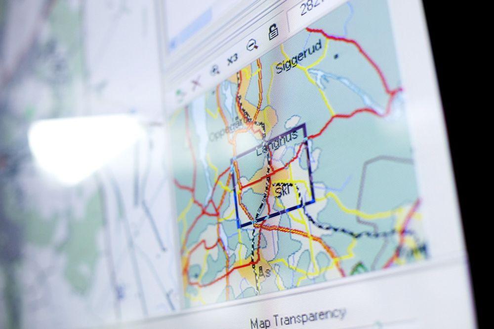 ROT: Politiets kartsystem Geopol har gamle data på grunn av dårlige rutiner for oppdatering.