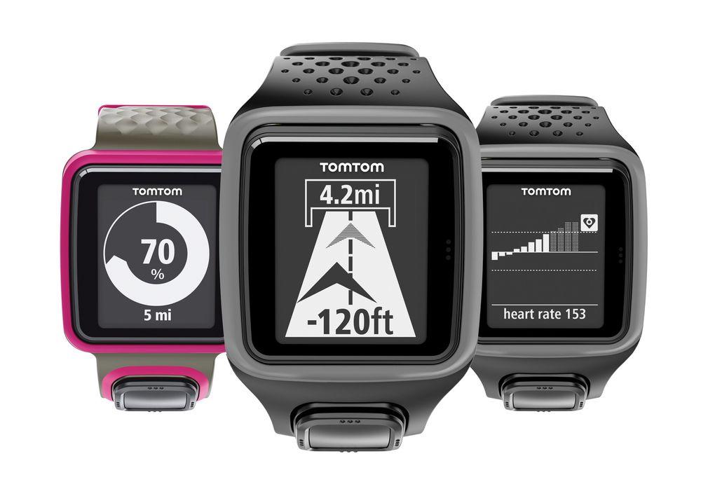 TomTom Runners største fortrinn er brukervennligheten og den grafiske fremstillingen.