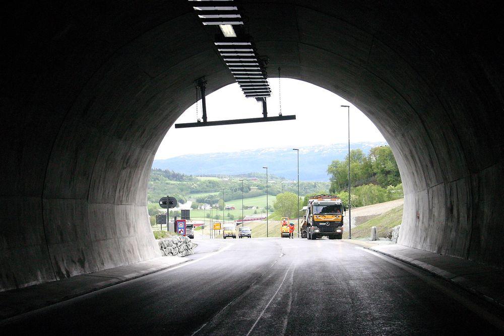 200 norske tunneler oppfyller ikke EUs tunnelsikkerhetskrav.
