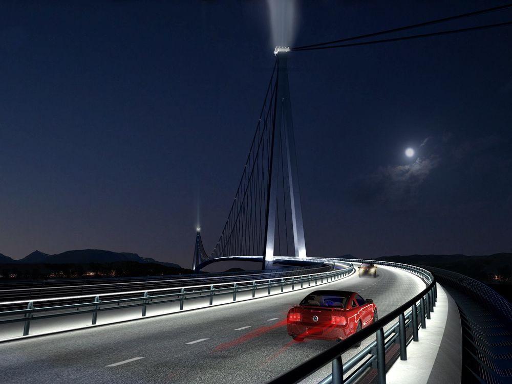 Hålogalandsbrua-prosjektet står i fare for å bli forsinket.