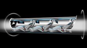 Kapslene vil antakeligvis ta en hel del færre passasjerer enn et fly, men de kan til gjengjeld sendes i høyt tempo.