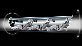 Nå starter konkurransen om å designe det elleville Hyperloop-systemet