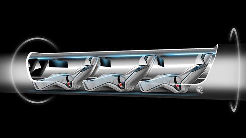 Skal starte testing av transport i 1100 kilometer i timen