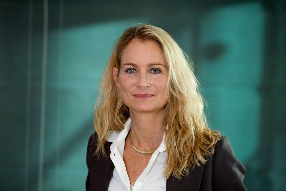 FORTSATT EN JOBB Å GJØRE: Søkere til andre fagområder øker mer enn til energifagene, bekymrer Mona Askmann i Energi Norge.