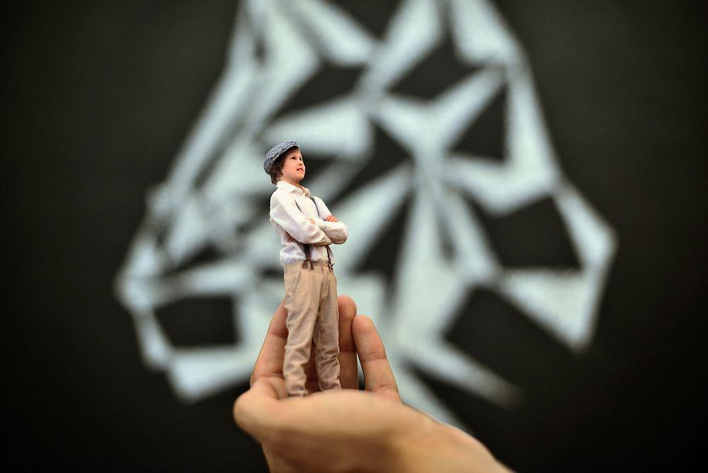 Et tysk selskap selger helfigurscanning og påfølgende 3D-printing.