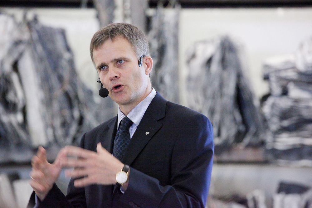 Helge Lund og Statoil har signert en intensjonsavtale med myndighetene i Nicaragua.