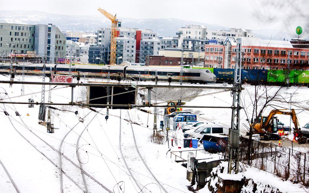 Med oppkjøpet av svenske Vectura håper Sweco på å bli best på jernbaneutbygging i Norden.