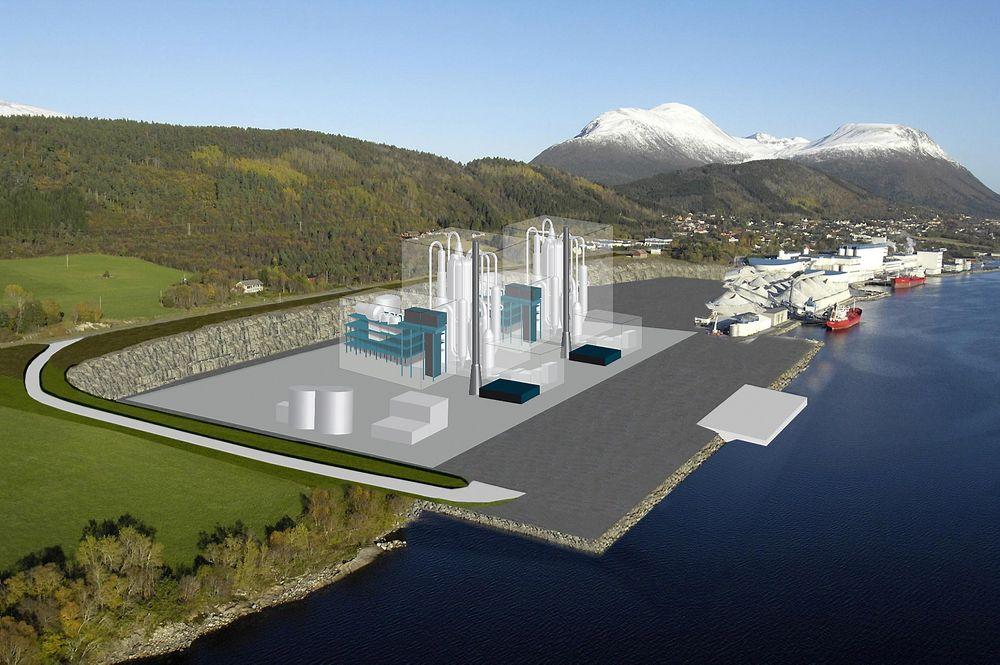 Gassnova bør legge bort planene om å bygge et nytt gasskraftverk i Møre og Romsdal, og i stedet ta inn utenlandske prosjekter, mener Zero-leder Marius Holm.