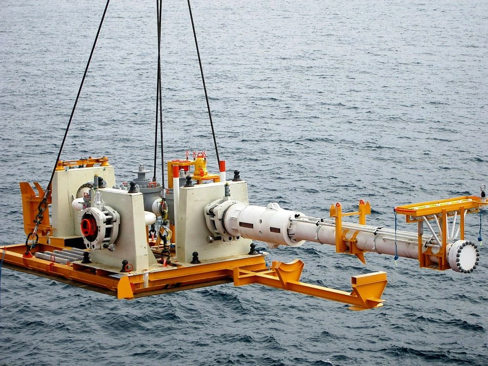 Kongsberg skal levere undervannsstrukturer, koblingssystemer og forgreininger til Polarled. Foto: Kongsberg Gruppen.
