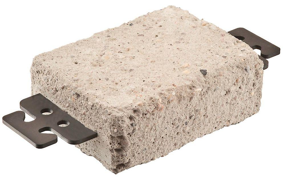 MERKING: Radiomerking av betongelementer skal gjøre det lettere å få byggevarene frem til rett sted.