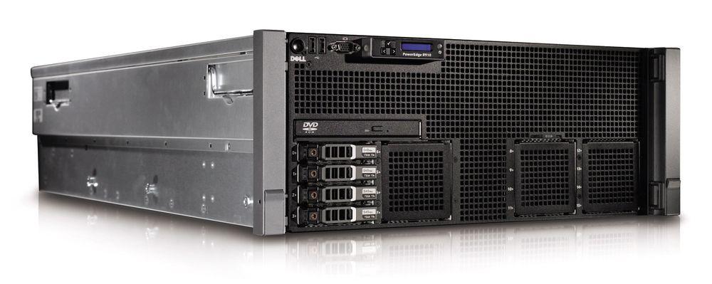 God hukommelse: De nye serverne til Dell kan holde gigantiske databaser i RAM-hukommelsen. Resultatet er at komplekse analyser som før kunne ta timer nesten kan behandles i sanntid.