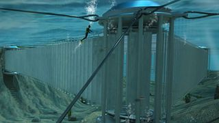 Får bygge tidevannskraft i Kvalsundet