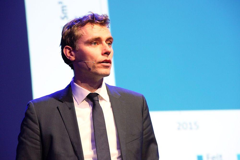 UENIG: Ola Borten Moe mener suksess i norsk oljeindustri gjør mangfoldet i resten av industrien større.