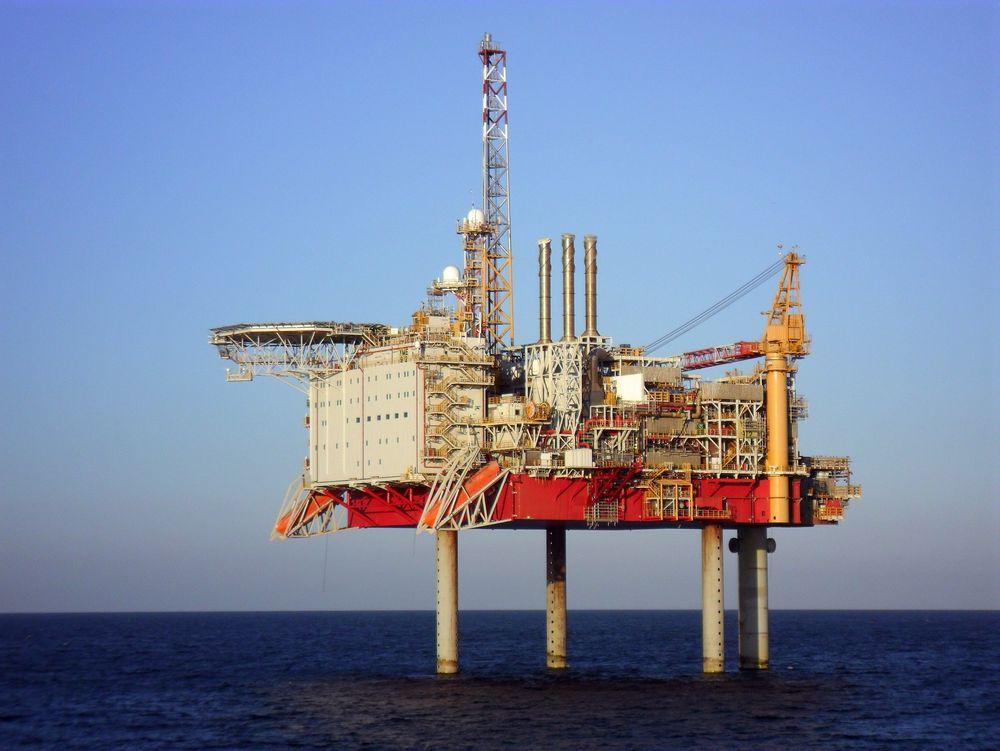Avskrives: Operatørselskapet Talisman kan avskrive milliardutgiftene sine på Yme til tross for at plattformen ikke kan produsere en dråpe olje.  Foto: Jesper Holm