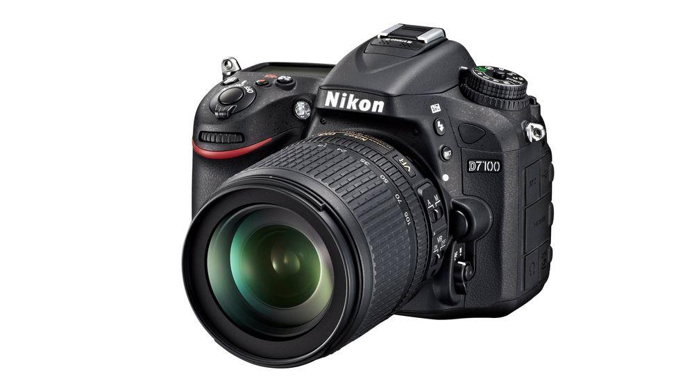 Ny Nikon:  D 7100 kommer i løpet av en måned