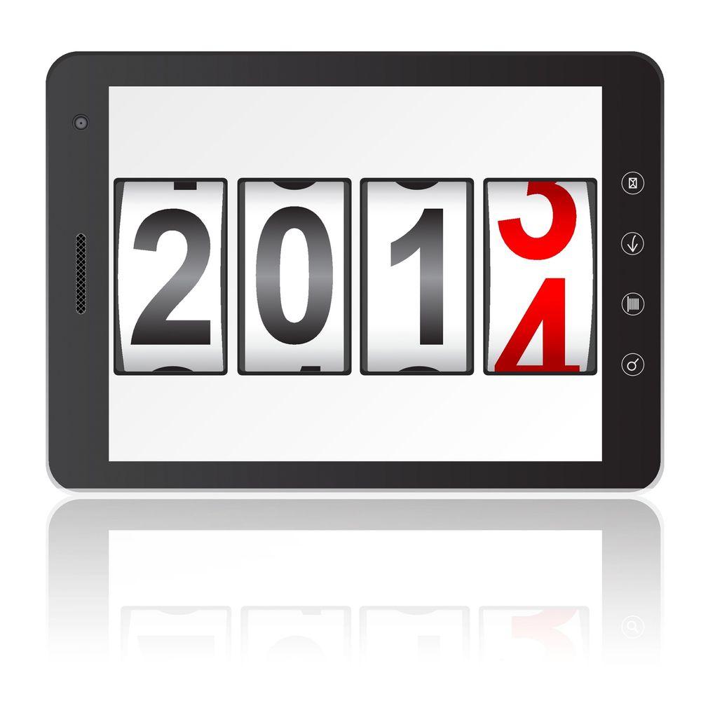 """I 2014 vil den største veksten være innen det IDC kaller """"den tredje plattformen"""". Begrepet inkluderer mobil data, skytjenester, big data, og sosiale nettverk."""