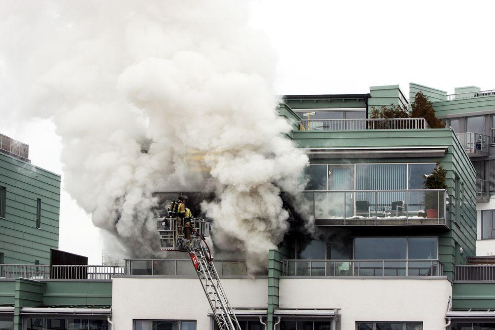 Ved å innføre flere røykvarslere per bolig øker sjansen for å fange opp brannen tidlig og unngå store ødeleggelser.