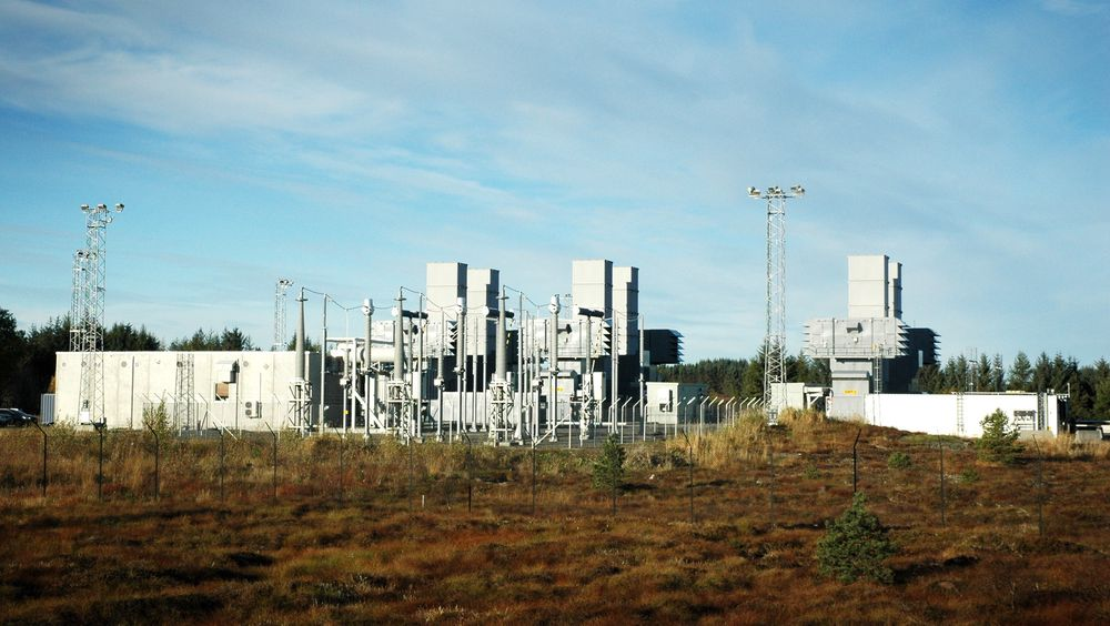 Statnett får bruke sitt gasskraftverk på Nyhamna som backup for gasseksporten til Storbritannia.
